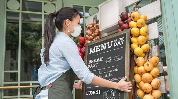 7 Ways to Prepare Your Restaurant for Reopening